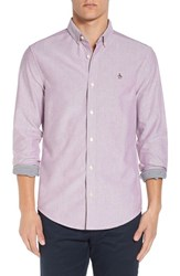 Original Penguin Men's 'Core' Trim Fit Oxford Shirt