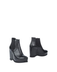 Collection Privee Collection Privee Ankle Boots Black