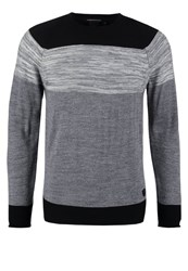 Redskins Initial Jumper Grey Chine Mottled Grey