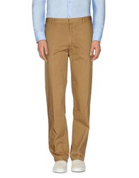 C.P. Company Trousers Casual Trousers Men Camel