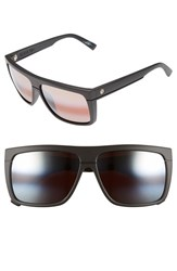 Electric Eyewear Men's Electric 'Black Top' 61Mm Sunglasses Matte Black Rose Winter Lens