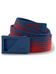 Under Armour Range Webbing Belt Navy