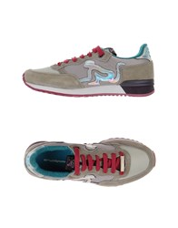 Drunknmunky Footwear Low Tops And Trainers Women Grey