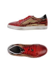 Primabase Low Tops And Trainers Red