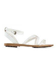 Buttero Strappy Flat Sandals