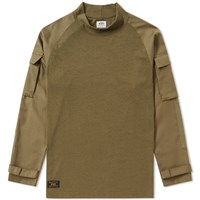 Wtaps Tactical Sweat Green