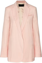 Equipment Kadley Wool Blazer Pink