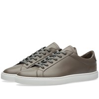 Common Projects Retro Low Boxed Leather Grey