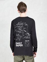 Daily Paper 1930 Masai Land L S T Shirt