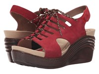 Bionica Sirus Ruby Red Women's Shoes