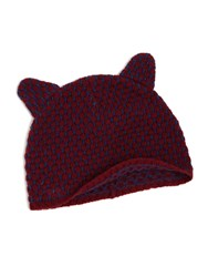 Yumi Two Tone Textured Hat