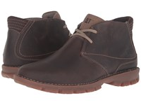 Caterpillar Mitch Dark Beige Men's Lace Up Boots Brown