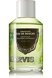 Marvis Mouthwash Concentrate Strong Mint 120Ml