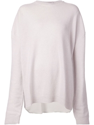 Haider Ackermann Panelled Sweater