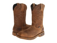 Irish Setter Marshall Brown Leather Men's Work Pull On Boots