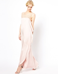 Kore By Sophia Kokosalaki Full Length Halter Dress