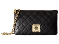 Love Moschino I Love Superquilted Evening Crossbody Bag Black Cross Body Handbags