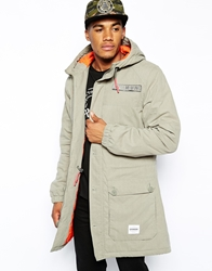 Supreme Being Supremebeing Claymoore Parka Green