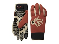 Oakley Factory Park Glove Burnt Henna Cycling Gloves Orange
