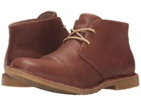 Ugg Leighton British Tan Leather Men's Dress Lace Up Boots Brown