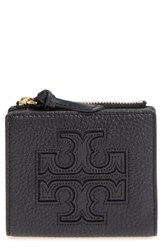 Tory Burch Women's 'Mini Harper' Leather Wallet