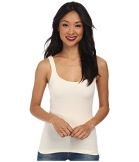 Free People Seamless Scoop Tank Ivory Women's Sleeveless White