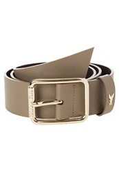 Patrizia Pepe Belt Uniform Gray Grey