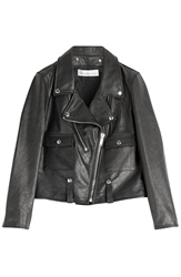 Golden Goose Leather Biker Jacket