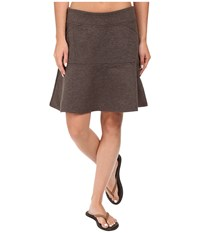 Prana Gianna Skirt Brown Women's Skirt