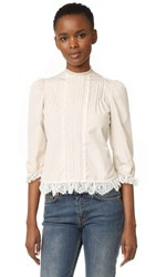 Dsquared Victorian Shirt Dirty White