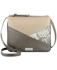 Nine West Jaya Embellished Crossbody Deepstone Sandstone Natural Multi