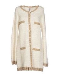 Scee By Twin Set Cardigans Ivory