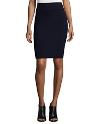 Todd And Duncan Cashmere Pencil Skirt Pirate
