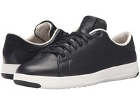 Cole Haan Grandpro Tennis Black Optic White Women's Lace Up Casual Shoes