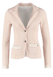 Cream Anna Blazer Spring Rose