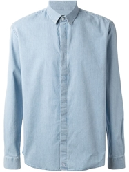 Surface To Air Classic Chambray Shirt