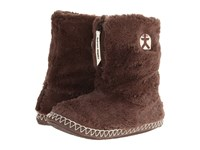 Bedroom Athletics Marilyn Dark Chocolate 2 Women's Slippers Brown