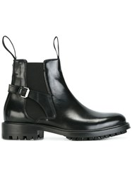 Belstaff Chelsea Ankle Boots Black