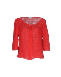 Base London Base Knitwear Cardigans Women Red
