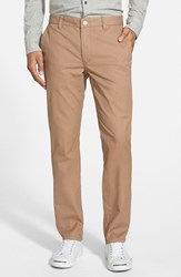 Men's Bonobos 'Cappu Chinos' Tailored Fit Washed Cotton Chinos