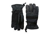 Quiksilver Hill Gore Tex Glove Asphalt Extreme Cold Weather Gloves Black