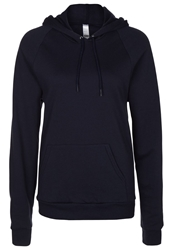 American Apparel California Hoodie Navy Dark Blue
