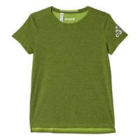 Adidas Climachill Training T Shirt Rich Green