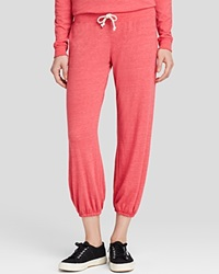 Nation Ltd. Nation Ltd Sweatpants Bloomingdale's Exclusive Rose Medora Capri