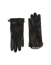 Atos Lombardini Accessories Gloves Women Black