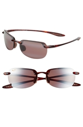 Maui Jim 'Sandy Beach' 56Mm Sunglasses Tortoise