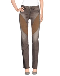 9.2 By Carlo Chionna Jeans Khaki