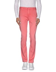 Department 5 Trousers Casual Trousers Men Coral