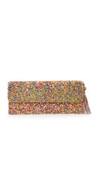 Santi Beaded Clutch Multi