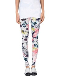 Only Trousers Leggings Women White